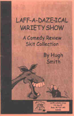 Laff-a-Daze-Ical Variety Show