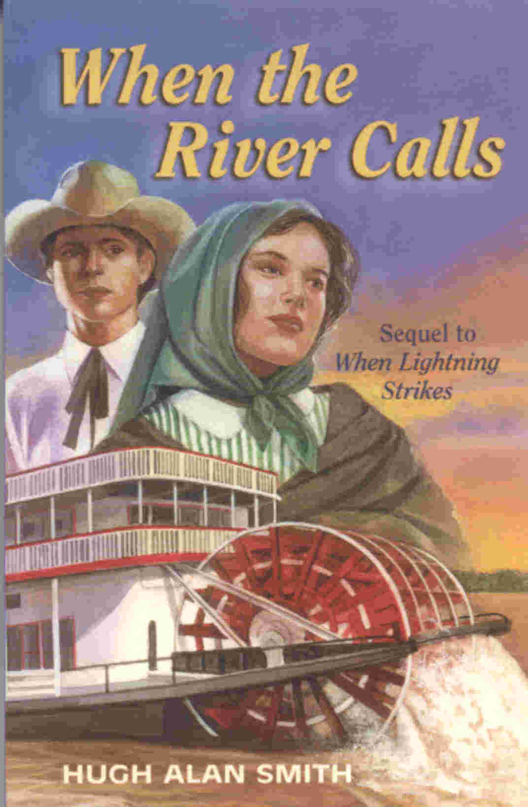When the River Calls Cover Graphic